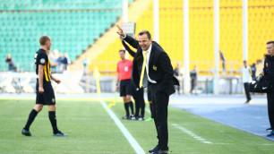 У меня нет претензий к футболистам. Удаление Ахметова полностью изменило игру - Феррер