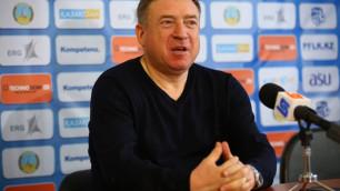 """Уровень мастерства Аршавина, Гоу и Исаэля зашкаливает - тренер """"Иртыша"""""""