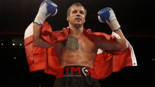 Бриедис победил Переса и стал соперником Усика в полуфинале Всемирной боксерской суперсерии