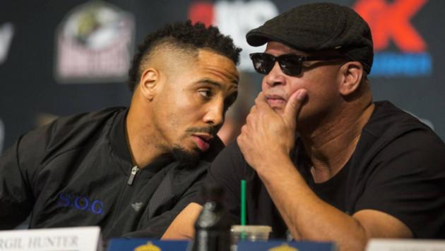 Тренер Андре Уорда рассказал, почему боксер завершил карьеру и о поединке со Стивенсоном