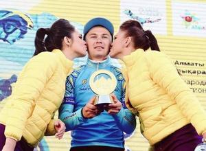 """У меня появилась уверенность, что можно соревноваться с такими гонщиками, как Саган - Луценко после """"Тура Алматы"""""""