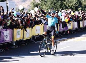 """Я счастлив, что выиграл этап на """"Туре Алматы"""". Эта гонка очень важна для команды - Фульсанг"""