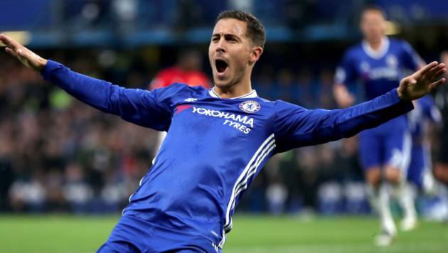 """""""Челси"""" сделает Азара самым высокооплачиваемым игроком в чемпионате Англии"""