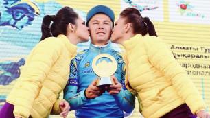 """Луценко и Фульсанг показали, что на """"Туре Алматы"""" они самые сильные - Шефер"""