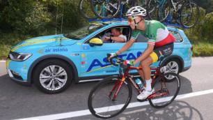 Фабио Ару занял восьмое место на однодневке в Италии