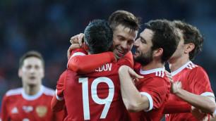 Южнокорейцы забили два автогола за две минуты и проиграли сборной России