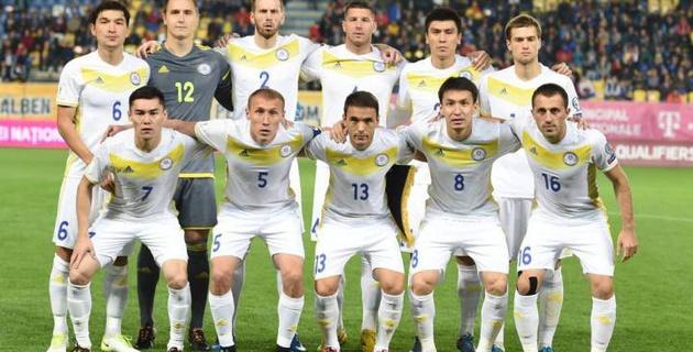 Букмекеры назвали наиболее вероятный счет матча отбора ЧМ-2018 Казахстан - Армения