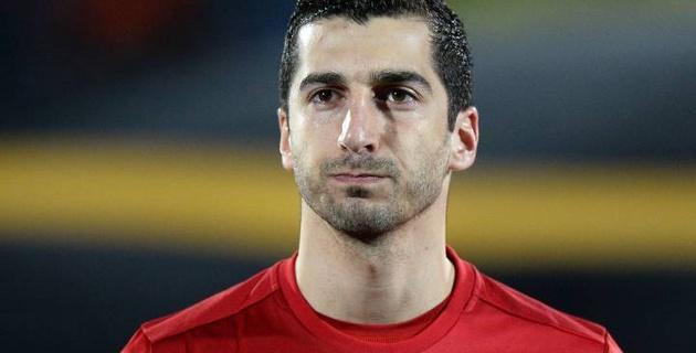 Мхитарян и Пиззелли сыграют в стартовом составе сборной Армении в матче против Казахстана
