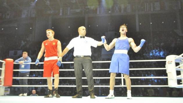19-летний нокаутер из Казахстана, или каким был путь чемпиона мира среди молодежи Ахмедова до профи-ринга