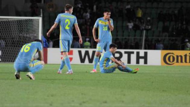Дебют не в счет. Сборная Казахстана показала худший результат в истории отборов ЧМ под эгидой УЕФА