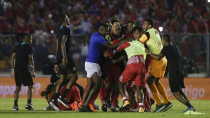 Сборная Панамы впервые в истории отобралась на чемпионат мира по футболу