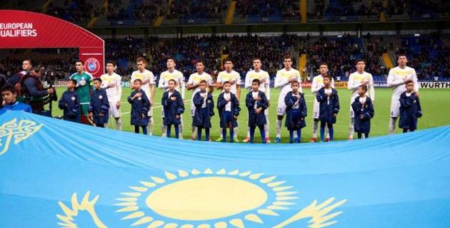 Стали известны все соперники сборной Казахстана по футболу в Лиге наций