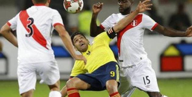 Фалькао уличили в попытке договориться с соперниками во время матча отбора на ЧМ-2018