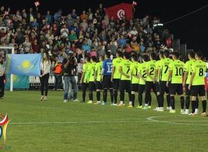 Сборная Казахстана проиграла Тунису по пенальти в 1/8 финала чемпионата мира по мини-футболу