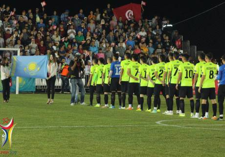 Фото со страницы Coupe du monde MiniFootball Tunisia 2017 в Facebook