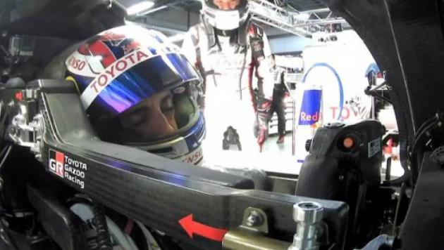 Пилот заснул за рулем болида на ЧМ по гонкам на выносливость