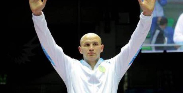 Иван Дычко одержал вторую досрочную победу на профи-ринге