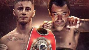 Стали известны комментаторы боя Жакиянова за титулы WBA и IBF на казахстанском телевидении