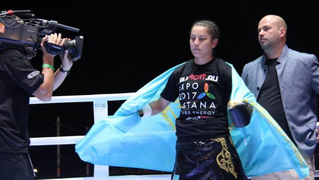 Шарипова станет абсолютной чемпионкой мира, а потом выиграет золотую медаль на Олимпиаде-2020 - менеджер