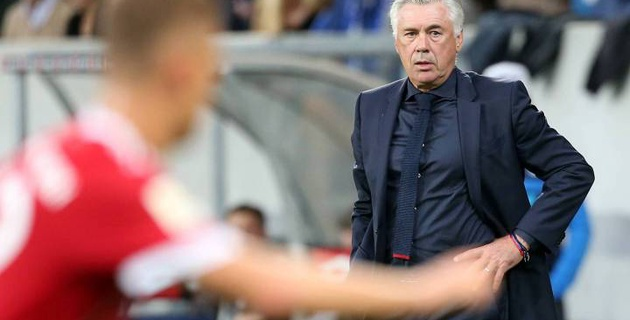 Карло Анчелотти может возглавить английский клуб