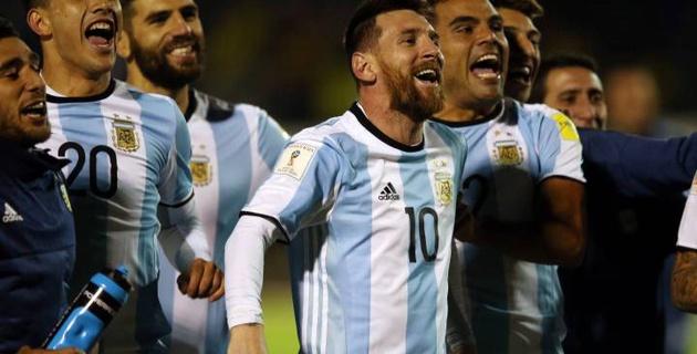 Сборная Казахстана по футболу может сыграть с Аргентиной в ноябре