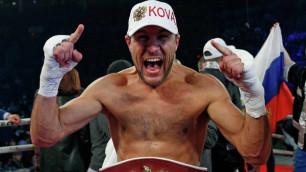 Ковалев будет драться с Шабранским за проигранный Уорду титул