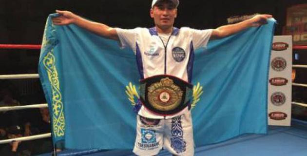 Обладатель пояса WBC International из Казахстана рассказал о спарринге с Ломаченко и назвал свой рейтинг P4P