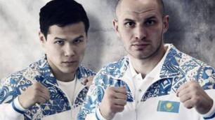 Елеусинов оценил дебютные бои Дычко на профи-ринге