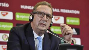 Сборная Венгрии нашла замену уволенному Бернду Шторку