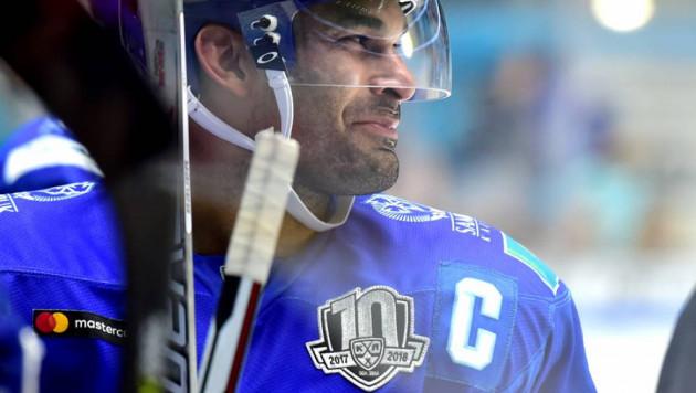 Доус поражает воображение уже всех любителей хоккея в КХЛ - СМИ