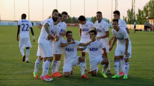 """Футболисты """"Ордабасы"""" объявили бойкот тренировкам из-за долгов по зарплате"""