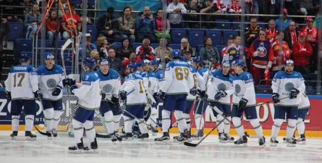 Сборная Казахстана по хоккею в декабре проведет товарищеские матчи с Беларусью