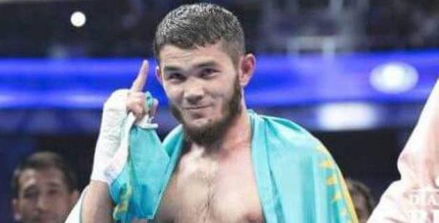 Казахстанский боксер Шарибаев поднялся на 25 позиций в рейтинге после победы нокаутом в первом раунде
