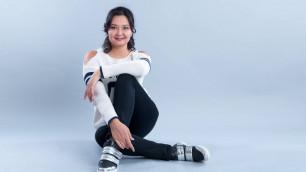 На начальном этапе задача тренера влюбить ребенка в гимнастику - Алия Юсупова