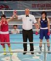 Двукратная чемпионка мира из Казахстана победила узбекскую боксершу и вышла в полуфинал чемпионата Азии
