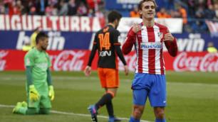 """""""Барселона"""" раздумывает о приобретении зимой Гризманна за 100 миллионов евро"""