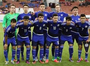 Юношеская сборная Казахстана с Сейдахметом в составе крупно проиграла Турции