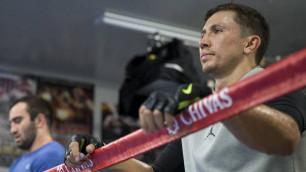 Головкин опустился на третье место в рейтинге самых прибыльных P4P-боксеров по версии Forbes