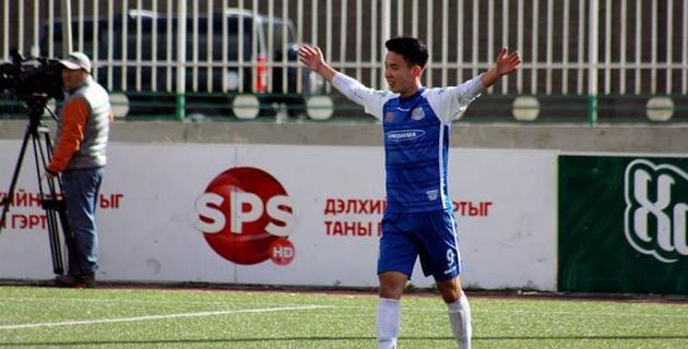 Этнический казах оформил первый хет-трик в истории сборной Монголии в официальных турнирах на всех уровнях