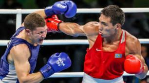 Известный казахстанский промоутер назвал возможную причину поражения Алимханулы в первом бою на ЧРК по боксу