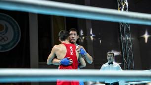 Такое ощущение, что он хочет уйти - чемпион мира о поражении Алимханулы на чемпионате Казахстана