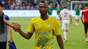 Патрик Твумаси из-за травмы не поможет Гане в отборочном матче ЧМ-2018 с Египтом