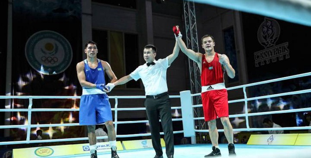 19-летний обидчик Алимханулы проиграл в полуфинале чемпионата Казахстана