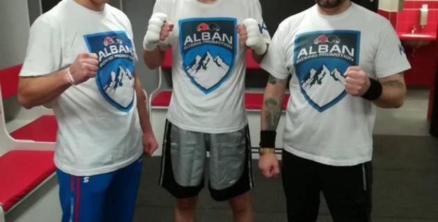 Казахстанский боксер Кыргызали одержал третью победу подряд на профи-ринге