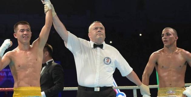 Исакулов лишен победы, Байниязов признан новым чемпионом Казахстана по боксу