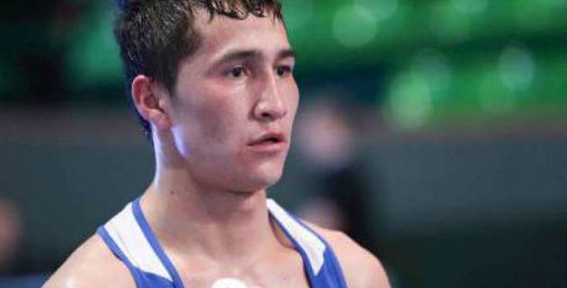 Бекдаулет Ибрагимов стал чемпионом Казахстана по боксу во второй раз подряд