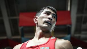 КФБ назвала лучшего боксера чемпионата Казахстана