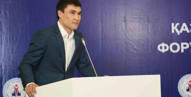 Серик Сапиев назвал трех звезд чемпионата Казахстана