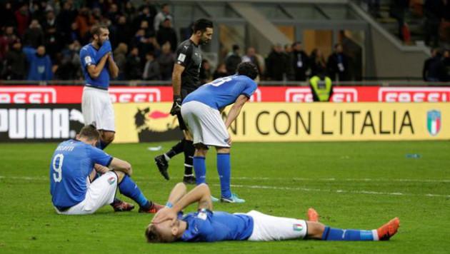 Сборная Италии по футболу заранее забронировала отель в России для ЧМ-2018 и круто обломалась