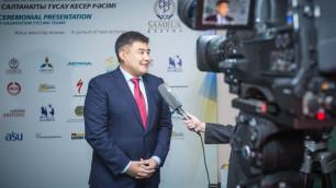 Дархан Калетаев подвел итоги казахстанского велоспорта за 2017 год